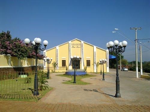 Pederneiras Municipal Theater
