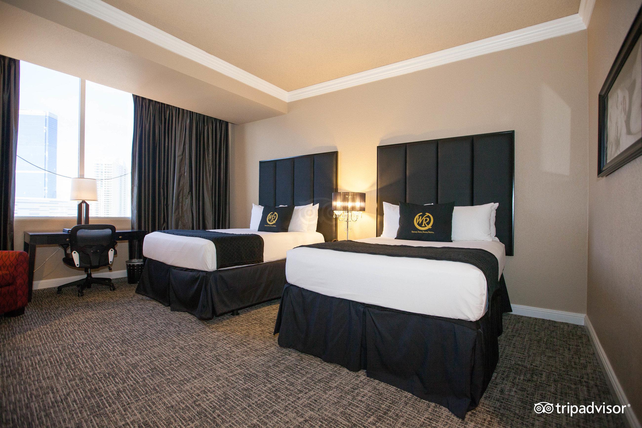 Las Vegas Hilton NV Hotel Review Family Vacation Critic