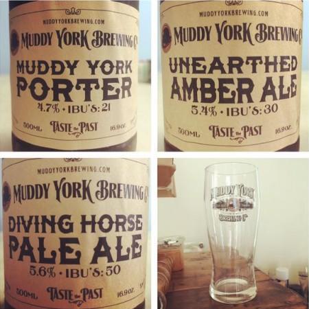 Muddy York Brewing Company