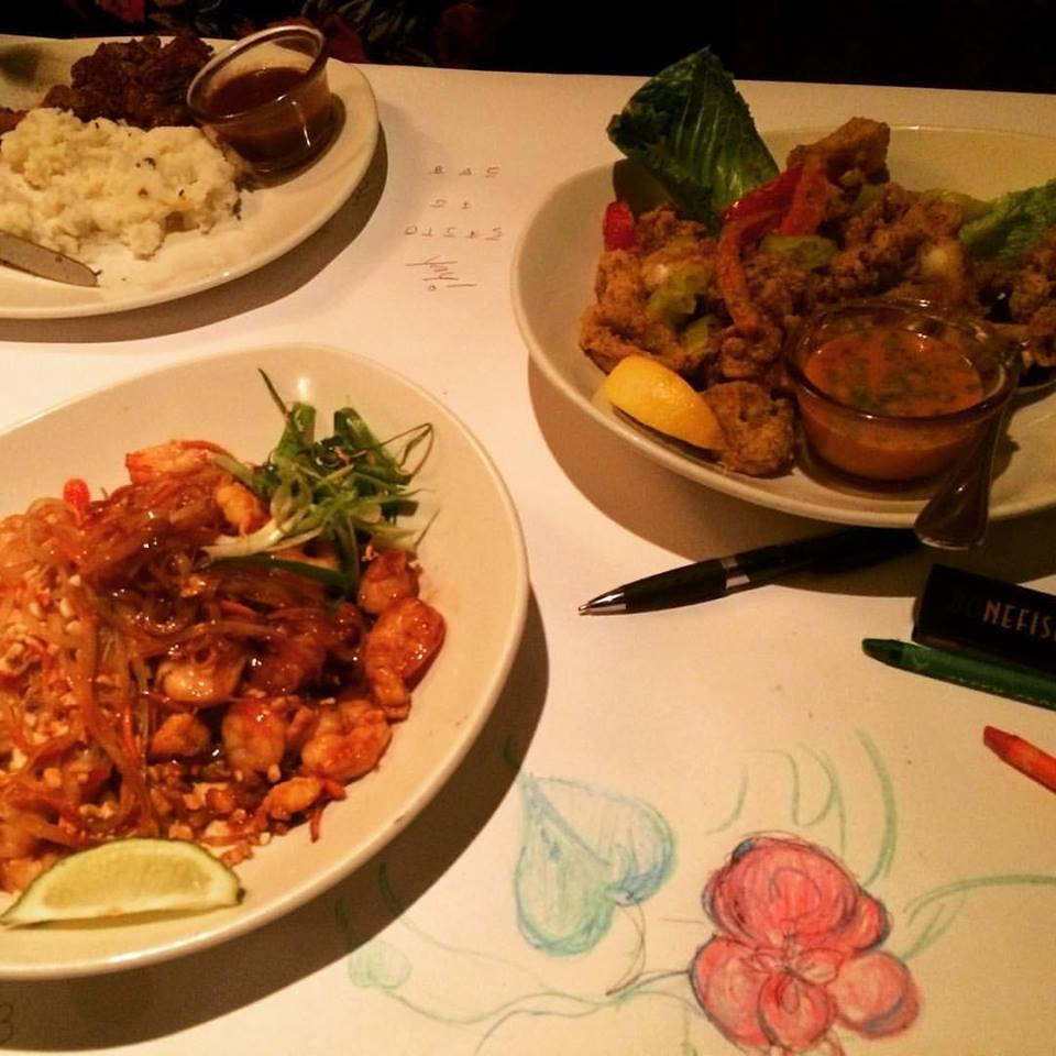 Things To Do in Seafood, Restaurants in Seafood
