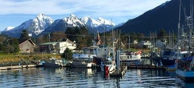 Taste of Sitka Sea Walk Tour