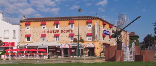 Le Boeuf Rouge