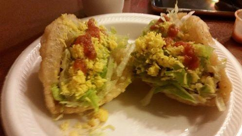 Tio Dan Puffy Tacos