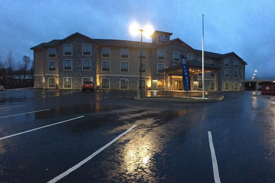 Cobblestone Inn And Suites St Marys Pa 123 1 3 0 Prices Hotel Reviews Saint Tripadvisor