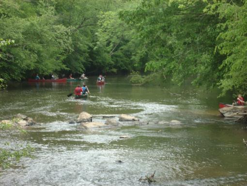 Uwharrie Hoof & Paddle Canoe and Kayak Rental