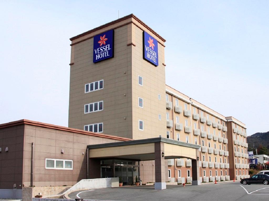Vessel hotel Higashihiroshima