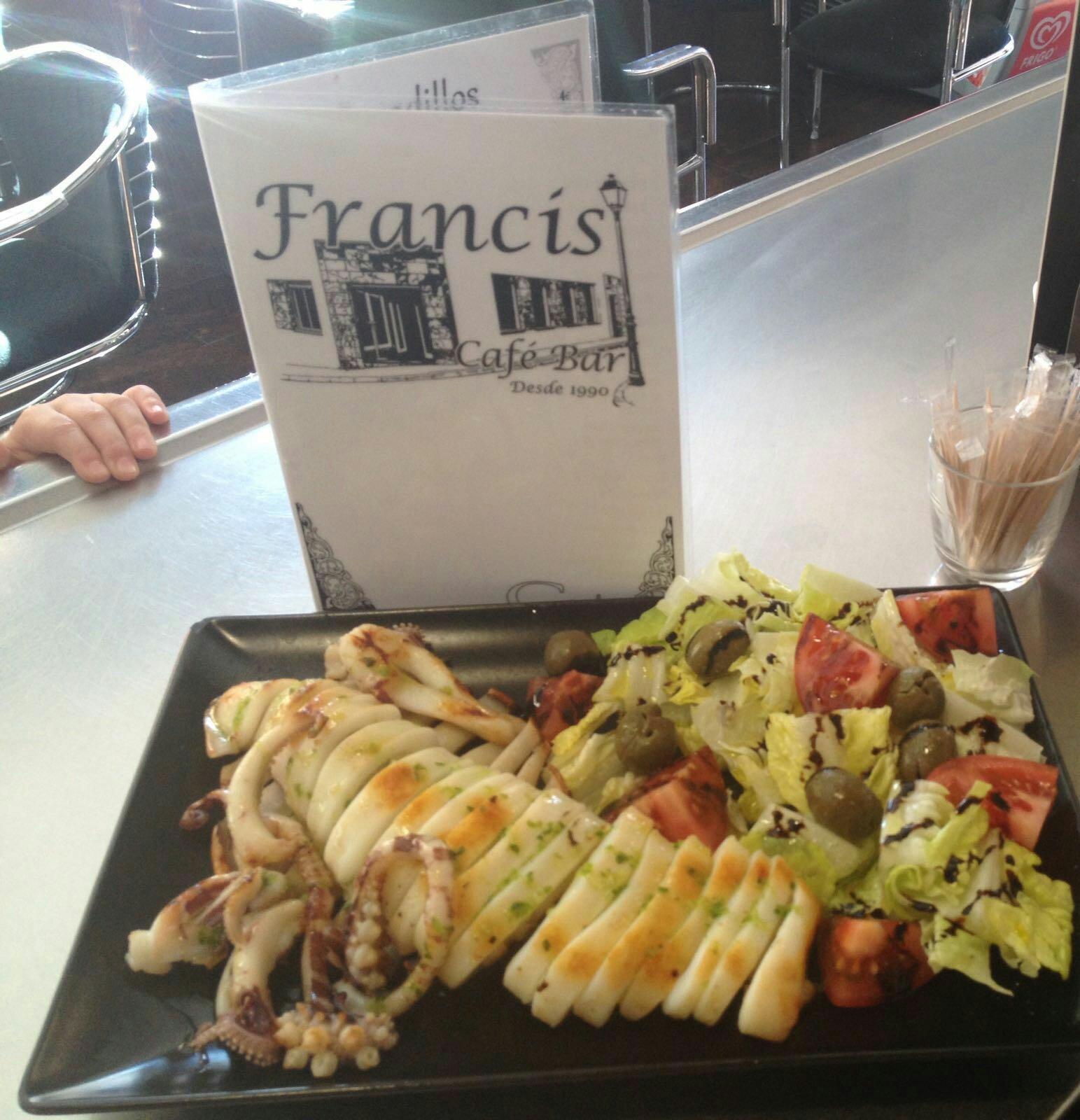 Cafe Bar Francis