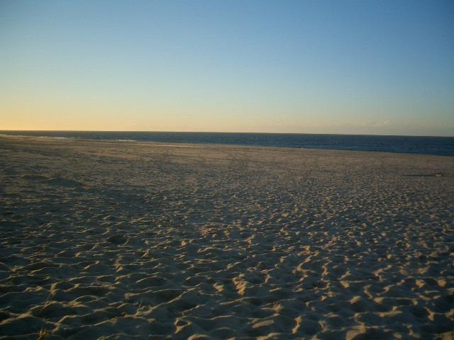 Beach at Provincetown