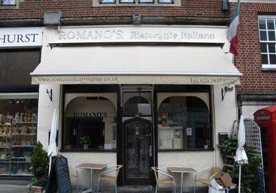 Romano's Ristorante Italiano