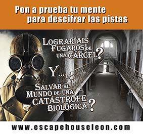 EscapeHouse Leon