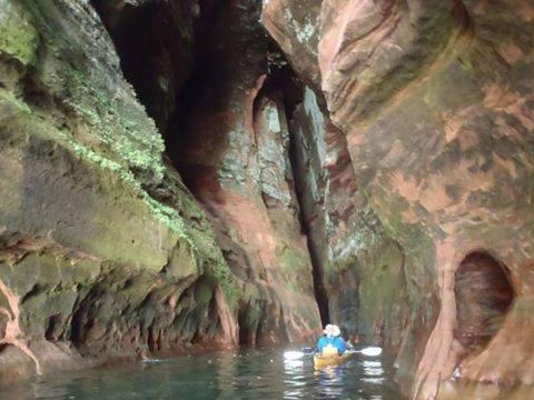 Sea Cave Kayak Tours