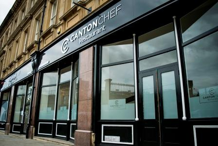 The Canton Chef, Huddersfield