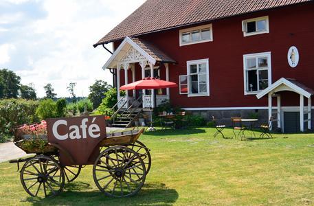 Svenska Tantens Trädgårdscafé