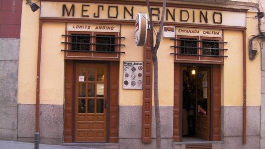 Meson Andino