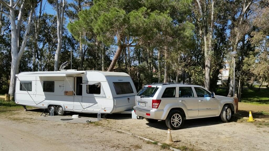 Camping Playa las Dunas