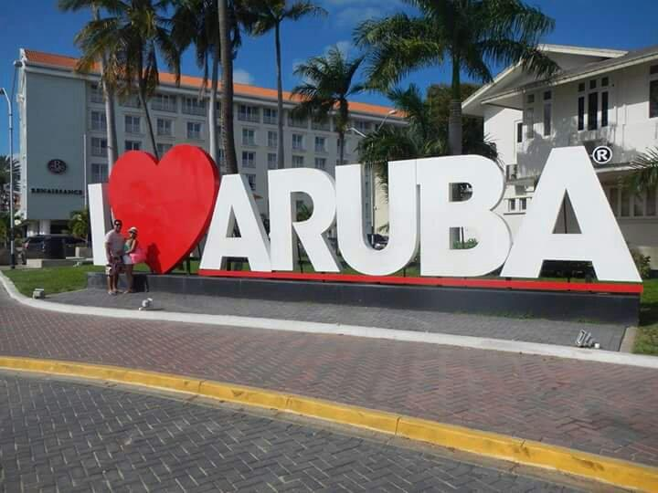 Aruba, the happy Island