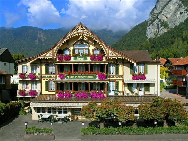 Post Hardermannli Hotel