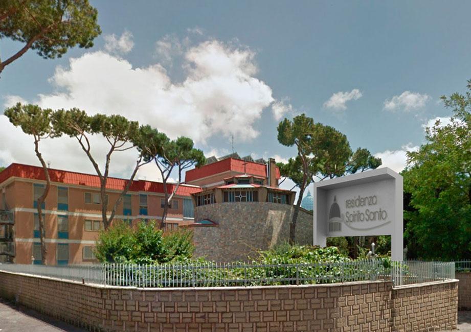 Residenza Spirito Santo Roma