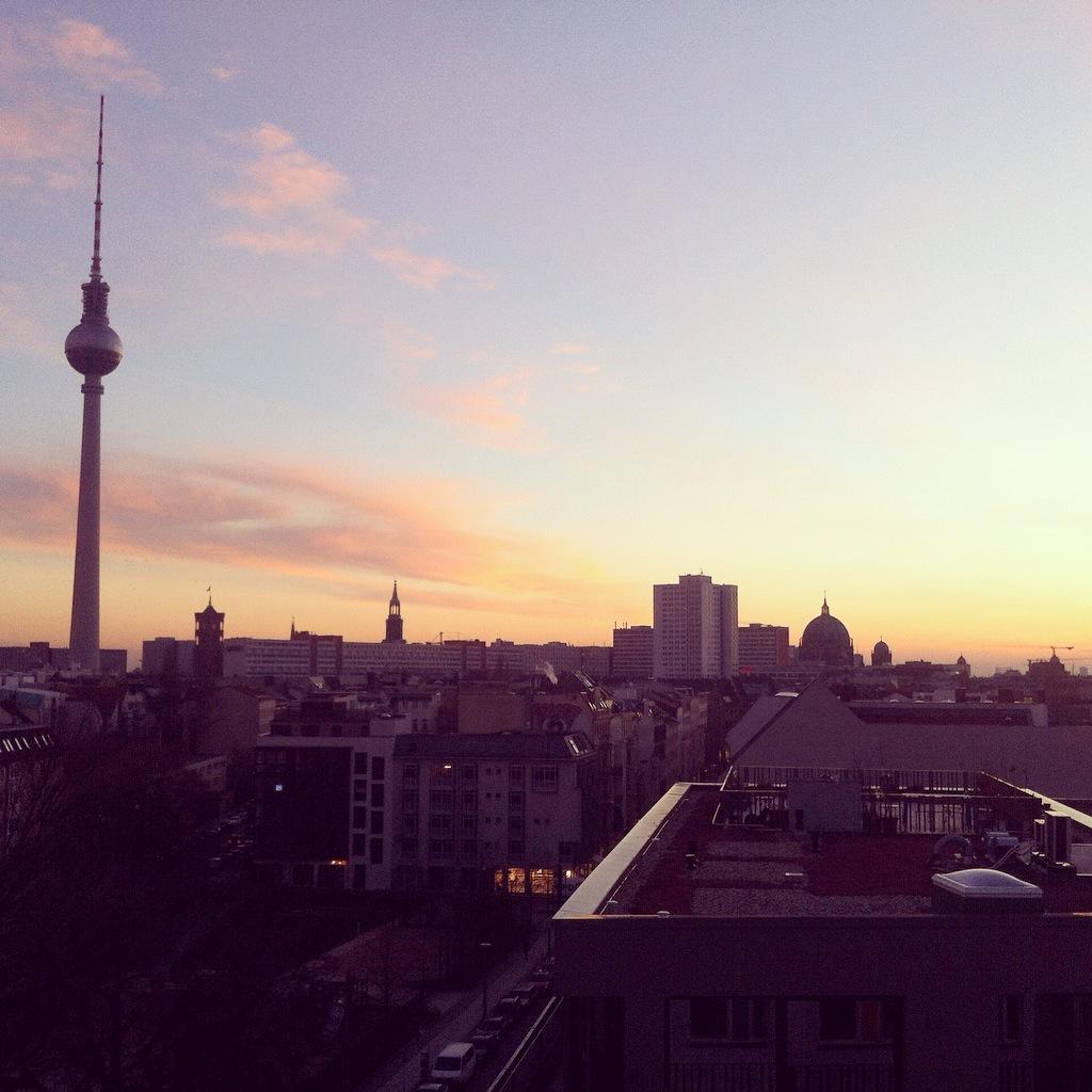 Wombat's Berlin