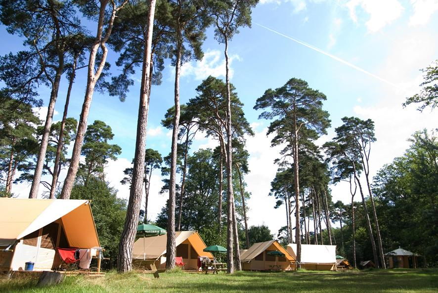 Camping Huttopia Rambouillet
