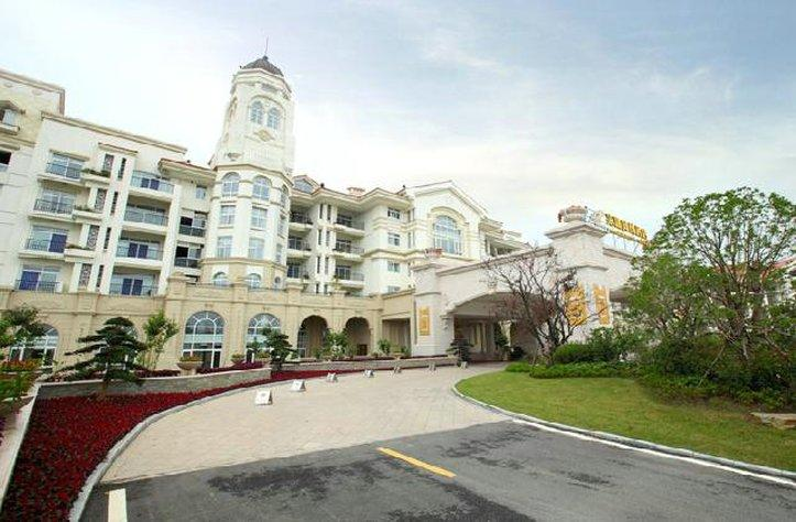 Country Garden Phoenix Hotel Maanshan Hill Lake City