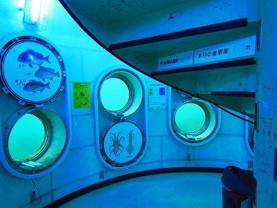 Shirahama Kaichu Observatory Deck