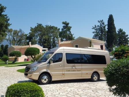 Corfu Golden Travel
