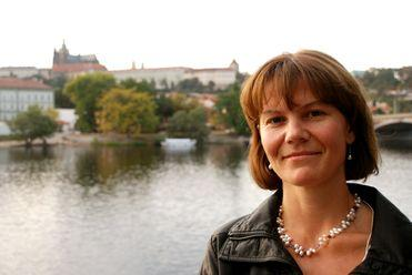 Lenka Leva - Prague Guide