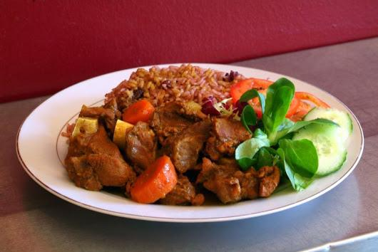 Maureens Caribbean Food