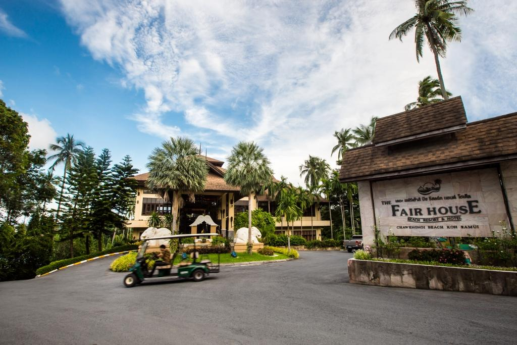Fair House Beach Resort & Hotel