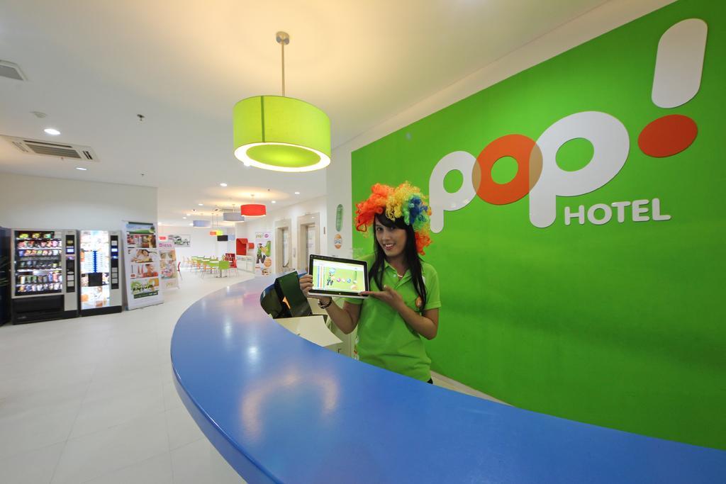 Pop Hotel Airport Jakarta Jakarta Endonezya Otel