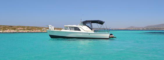 Hikari Boat - Paros island