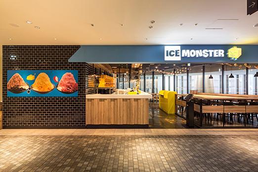 Ice Monster, Grand Front Osaka