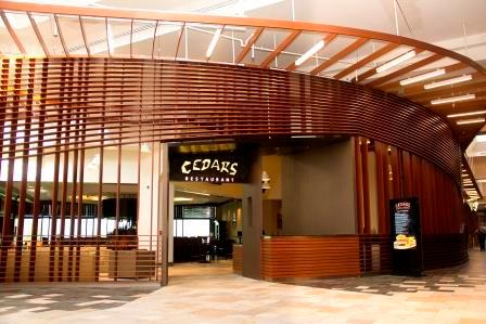 Cedars Steak House