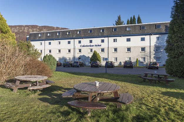Bay Caledonian Hotel