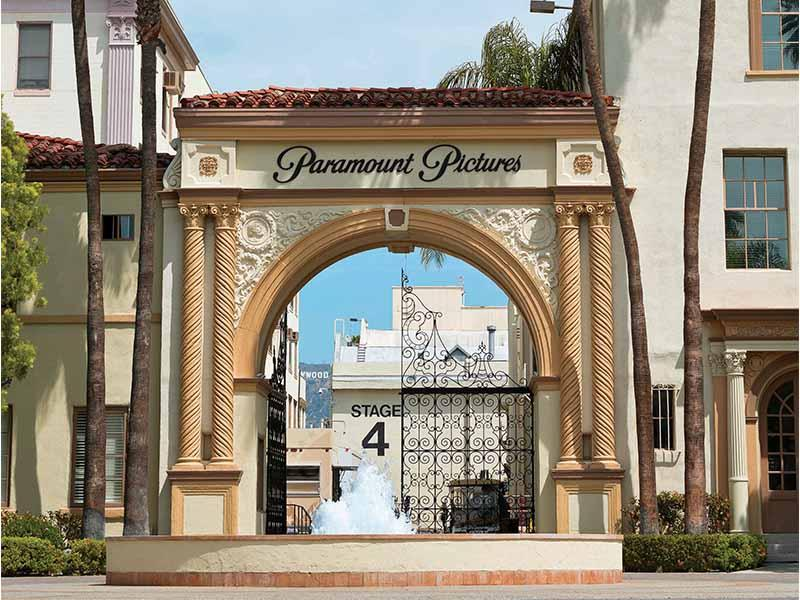 Paramount Pictures Studio Tours The Top