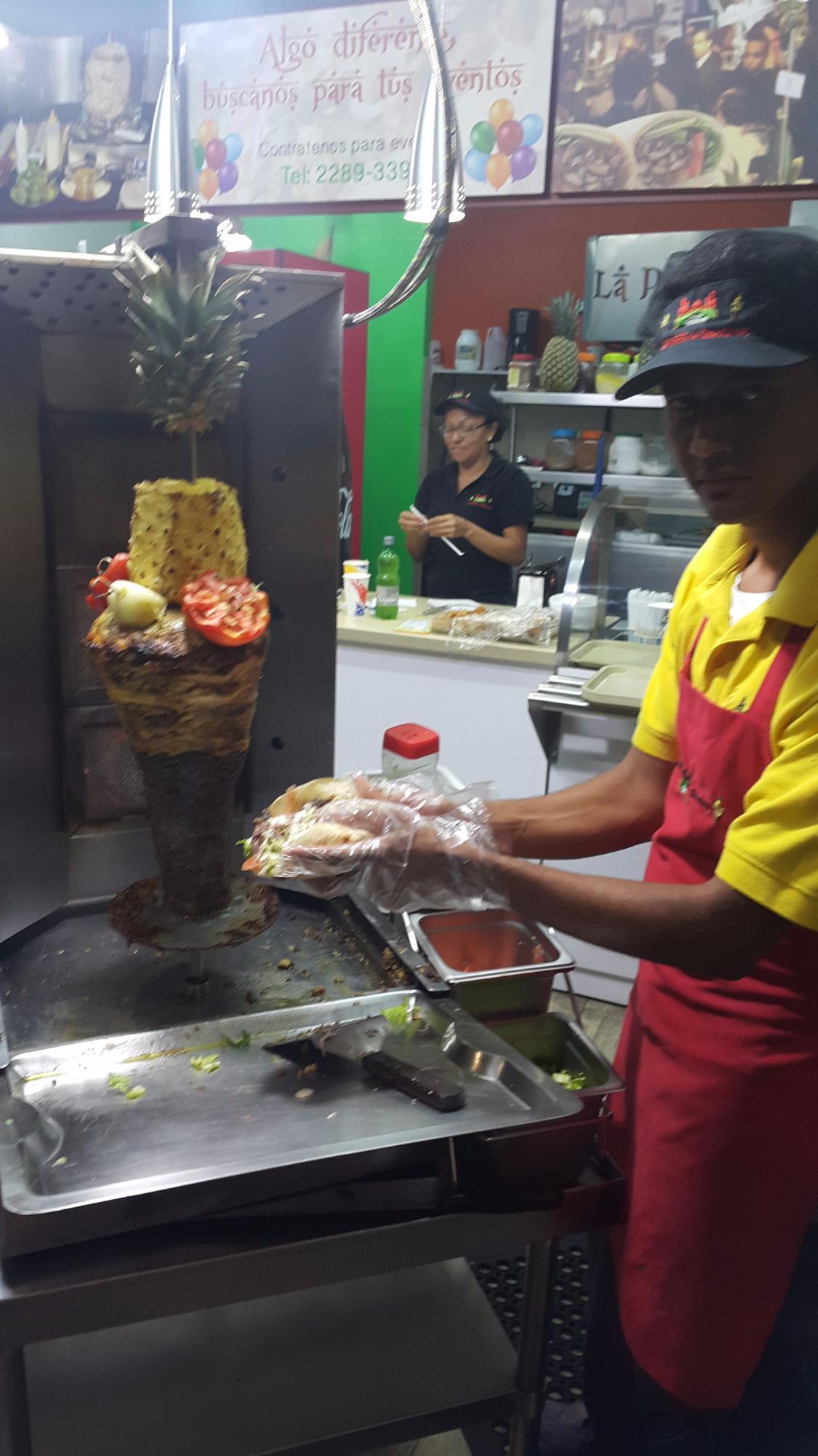 La Parada del Shawarma
