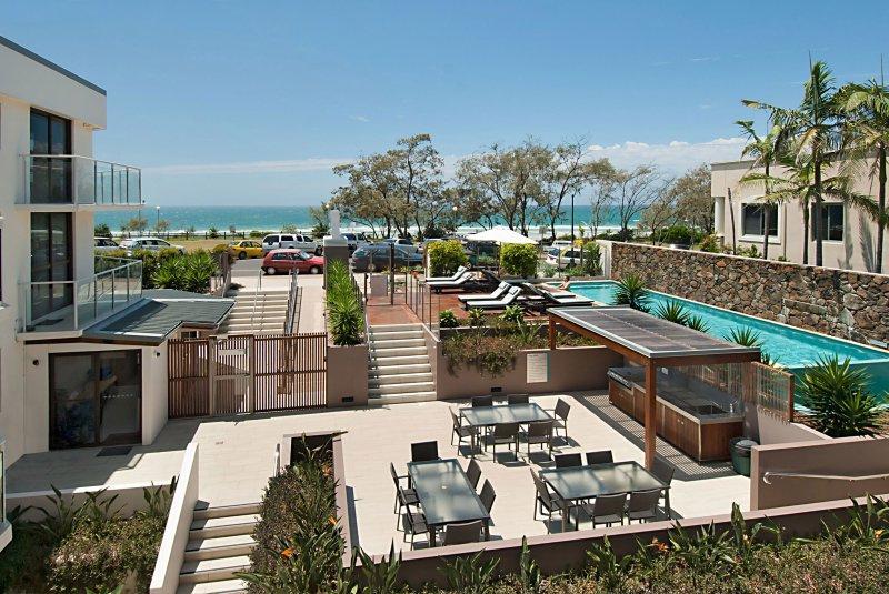 海景沙灘公寓