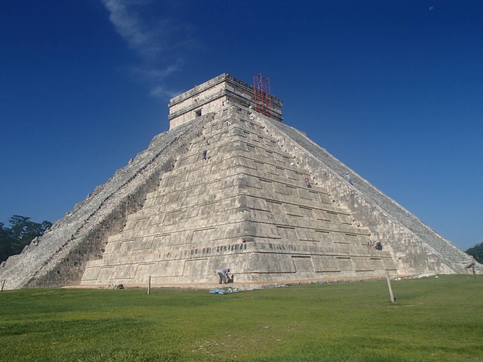 chichén Itzá. impresionante¡