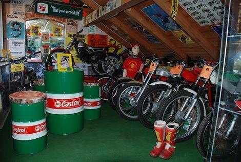 1.Europäisches Motorrad Trial Museum
