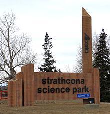 Strathcona Science Provincial Park