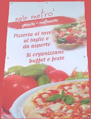Pizzeria Rosticceria New Metro