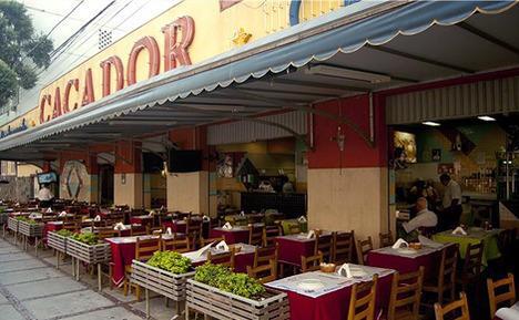 Restaurante e Chopperia Caçador