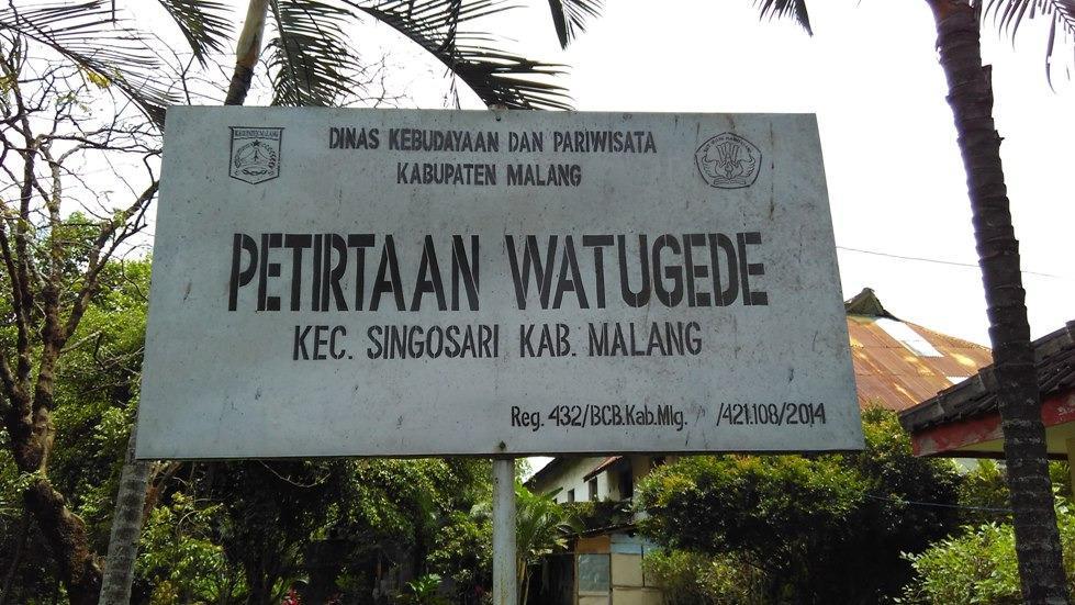 Petirtaan Watugede