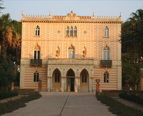 Museo Civico delle Ville Storiche Caltagironesi e Siciliane