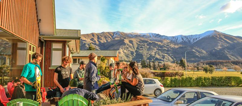 Yha Wanaka Hostel Reviews Prices Photos New Zealand