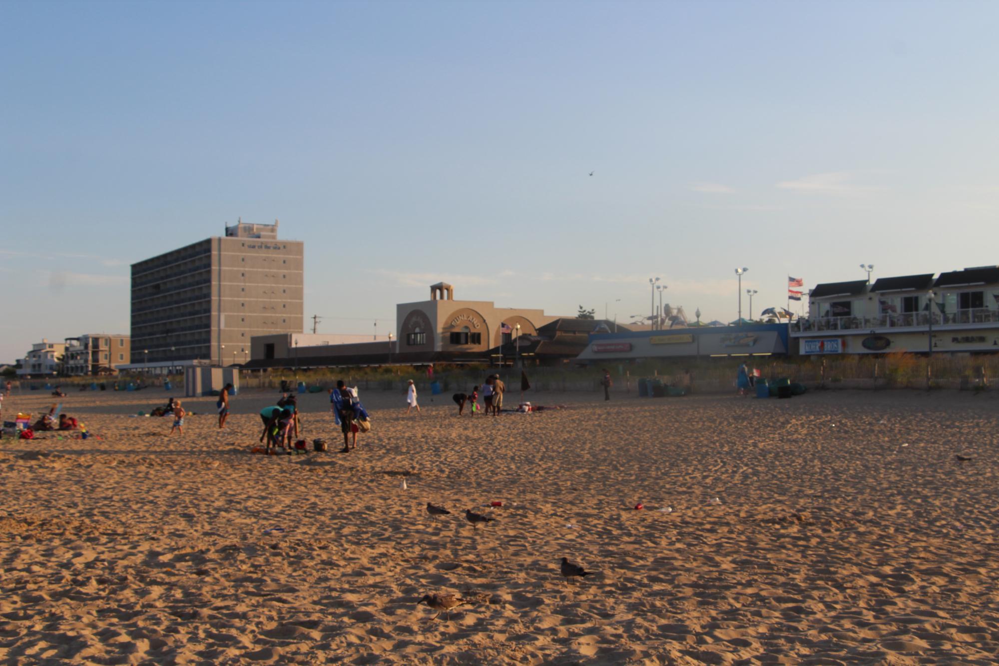 Plage de Rehoboth Beach
