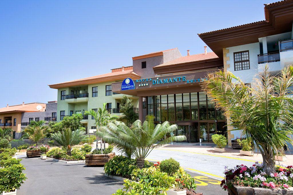 다이아몬트 스위트 호텔