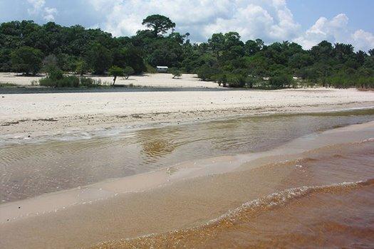 Dourada Beach