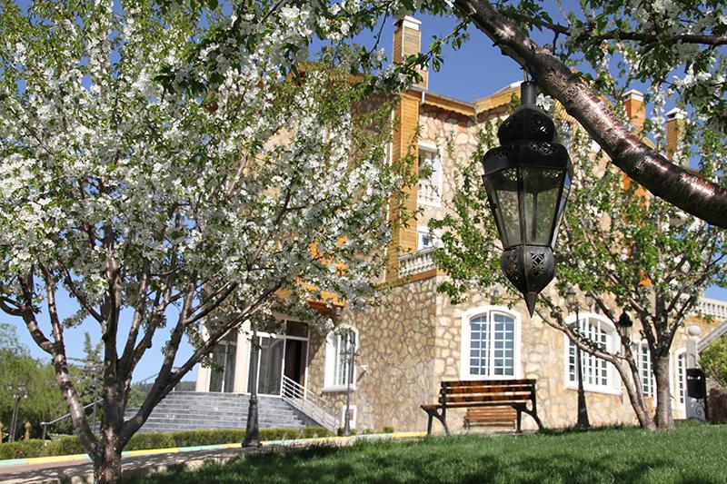 Le Palais des Cerisiers